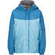 Marmot Girls PreCip Jacket Light Auqa/Aqua Blue
